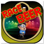 Race Beer Corrida da cerveja