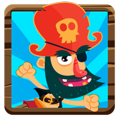 Pirate Hop Saga: Coin Raider 1.1