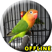 Lovebird Kusumo Ngekek Panjang MP3 1.0.2