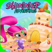 shimmer Run adventures 1.0