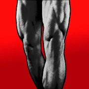 Legs Workout for Men - Quads, Thighs and Calves 3.9