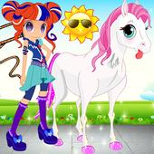 com.newborn.games.studio.my.little.pony.equestrian.girls icon