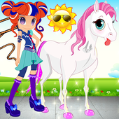 Little Pony & Equestrian Girl 2.1