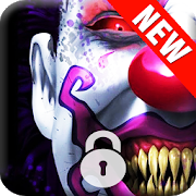 Clown Joker Dark  Lock 1.0