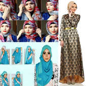 Hijab Styles and Tutorial 2016 5.0