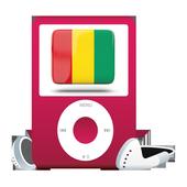 Guinée Radio Stations FM / AM 2.121