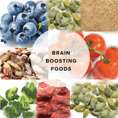 BRAIN BOOSTING FOODS 1.0