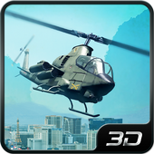 HELICOPTER ATTACK IN CITY 1.0