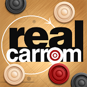 Real Carrom 3D : Multiplayer 2.2