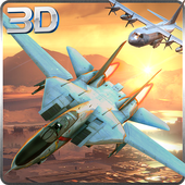 F18 Jet Fighter Security SquadNation Games 3DAction