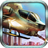 Air Strike Gunship Helicopter 1.7
