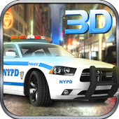911 Police Driver Car Chase 3D 1.4