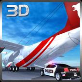 Police Car Transporter Plane 1.7