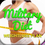 Super Military Diet : 3 Day Diet Weight Loss Plan 8.23.9102
