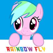 Rainbow Fly 8.6