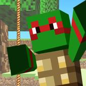 Turtle Ninja Climber-Mine Mini 1.0