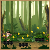 Monkey Jungle Running bananaGuide Applications Free non OfficialAdventure