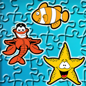 Fish And Sea Animal Jigsaw 1.0.1