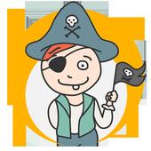 Pirate games free kids 1.1
