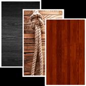 com.nikax.woodhdwallpaper icon