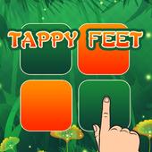 com.nikhil.tappyfeet icon