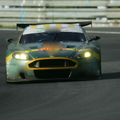 Themes Aston Martin DBR9 1.0