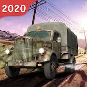 Army truck driver: 4x4 truck simulator 1.6