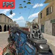 FPS Mission Counter Attack Free Shooting Game 1.2