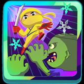 Ninja Dragon VS Zombie Mummy 1.0