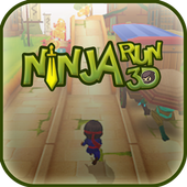 Ninja Run 3D Endless Ninja Running Game 1.0.0