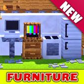 Furniture for Minecraft 1.9.50