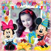 Mickey & Minnie Photo Frames Free 1