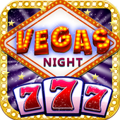 Vegas night: party slots 1.0