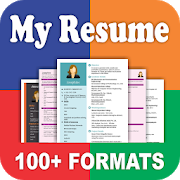 resume builder free 5 minute cv maker templates 5 4 apk
