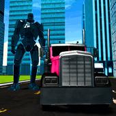 City Truck Robot Battle 1.0