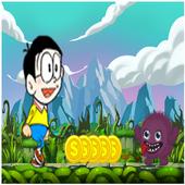 Subway Nobita Run adventure 1.0