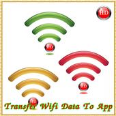 Transfer Wifi Data To App 1.0