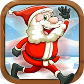 XMAS Santa Epic Runner Dash 2 2.0