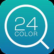 シンプルな24色検索アプリ-検索機能満載で便利☆ 1.0.0