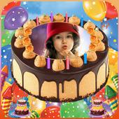 Photos on Birthday Cakes Free 1.2