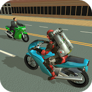 Jetpack Hero Miami Crime 1.1