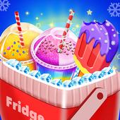 Frozen Ice Slushy & Popsicles Maker free 1.0