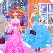 Cinderellal Fashion Store- Dress up games for kids 2.0