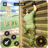 Elite US Army Survival Training School: Army Games 1.0