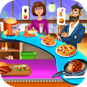 Food Court Cooking Game - Crazy Chef's Restaurant 2.3
