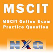 MSCIT Online Exam Practice 2.6