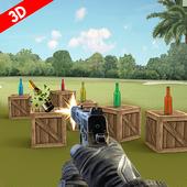 Expert bottle shooter archery 1.0
