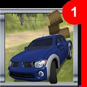 Cargo Transporter Pick-up 3D 1.5