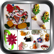 DIY Paper Quilling Making Home Ideas Designs craft 6