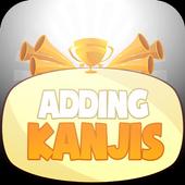Adding Kanjis - Learn Japanese 1.0.0
